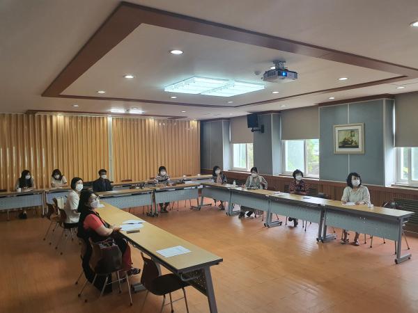 공동생활가정 사례회의 (4지회 1차)